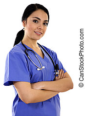 Healthcare worker