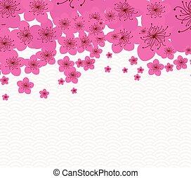 Chinese New Year - plum blossom