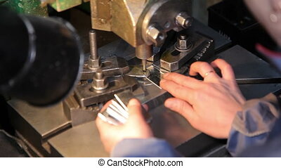 Manufacture of Parts for Door Locks - Keys and parts for the...