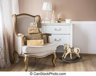 Parenting and baby room - Part of a parenting and baby room...