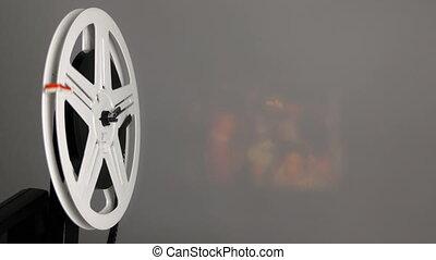 Vintage Film Rolling