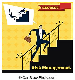 Business Idea series Risk Management concept 2