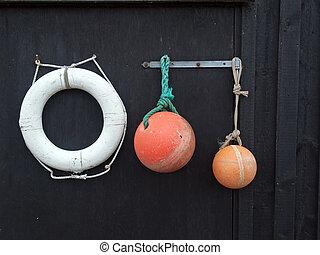 Fishing marine background image