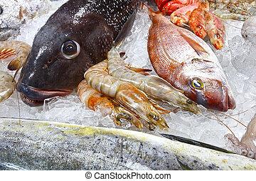 fishmonger, ,