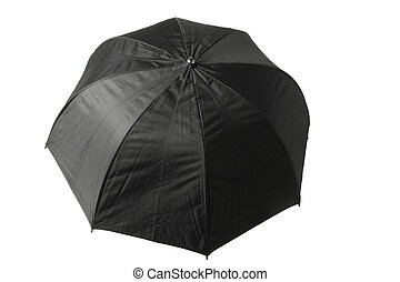 Top of photo umbrella