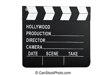 Retro Movie Industry film Slate