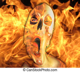 hellfire - A psychical illness is very hard. Depression and...