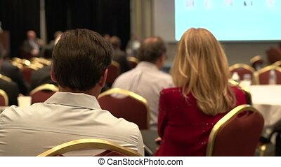 Attending a business conference (8 of 8)