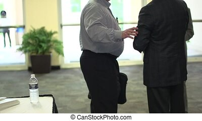 Business networking (2 of 2)