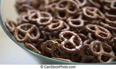 Bowl of pretzels (1 of 2)