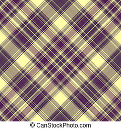 Diagonal cdiagonal checkered pattern - Seamless cross violet...