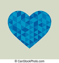 Vector happy valentine day design.