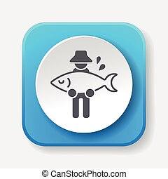 fisherman icon