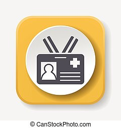 Medical ID icon