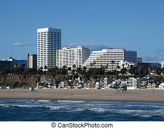 Southern California Coast - Southern California coastal...