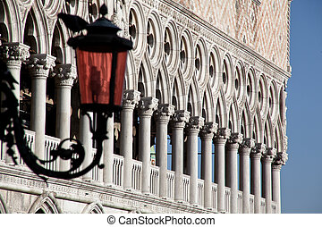 italy, venice, st marks square - the famous st marks square...