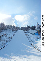 Ski Jumping- Zakopane, Polish Tatry