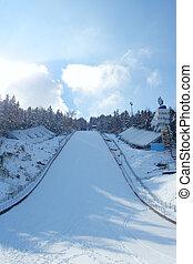 Ski Jumping- Zakopane, Polish Tatry