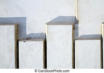 santo antonino lombardy varese abstract curch pattern -...