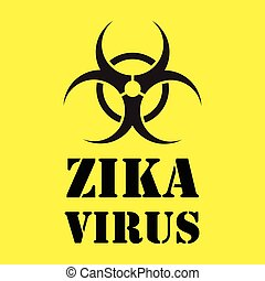 zika virus warning sign