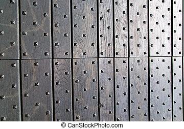 arsago in a door curch closed wood - arsago seprio abstract...