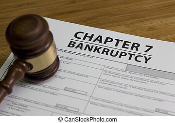 Bankruptcy Chapter 7 - Documents for filing bankruptcy...