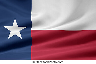 Flag of Texas - Very large flag of Texas