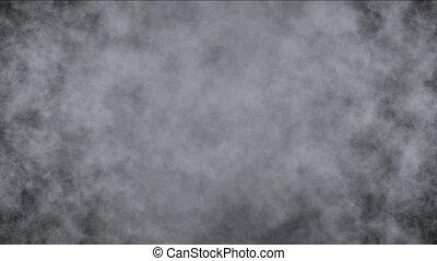 abstract smoke 4k
