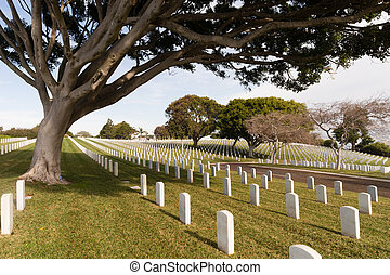 Fort Rosecrans National Military Cemetery Cabrillo National Monument