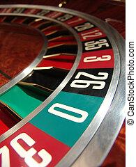 Roulette wheel - Roulette wheel...