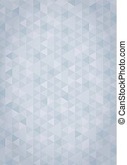 triangles textured blue background