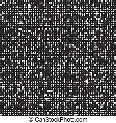 Black and white pattern BW vector halftone backgound