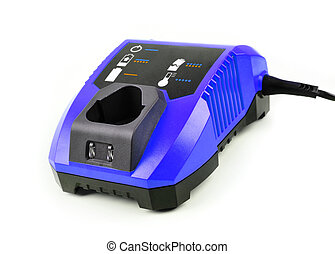 battery charger -  battery charger drill