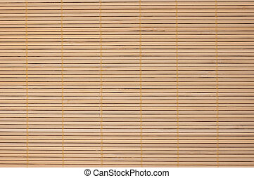 Brown bamboo rug for your best design