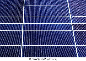 texture of a solar panel closeup - texture of a solar panel...