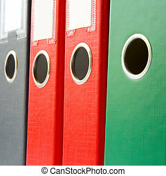 Paperwork Binders - Office Paperwork Binders
