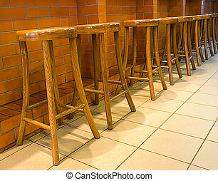 Bar Chairs - At The Café