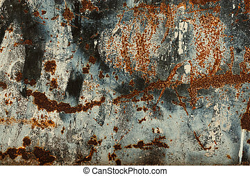 Abstract rust surface background