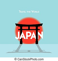 Travel the World - Japan