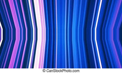 Vertical Bent Hi-Tech Strips 01 - Thank you for choosing...