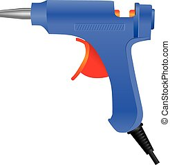 Electric glue gun