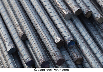 Steel rods or bars for construction - Steel rods or bars...