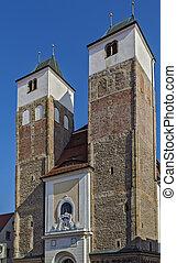 St Nicholas Church, Freiberg, Germany - St Nicholas Church...
