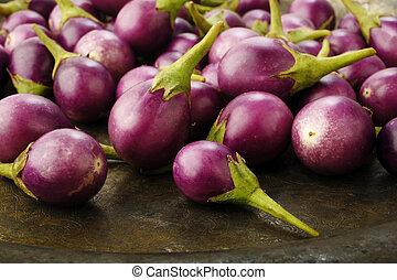 Brinjal - Purple Brinjal