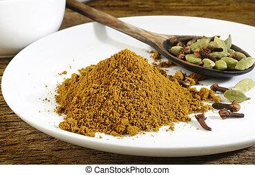masala powder - garam masala powder