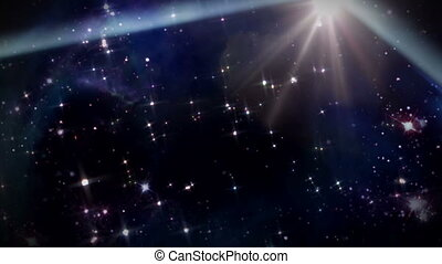 05 Leo Horoscopes space track in
