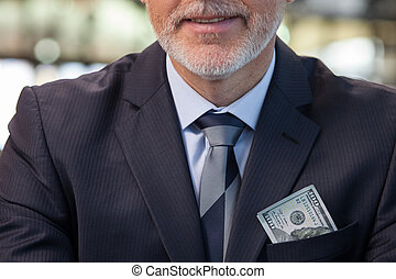 Cheerful mature man with great amount of money - I am very...