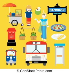 BANGKOK - Popular items is always be seen when you are...