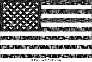 national flag of United States