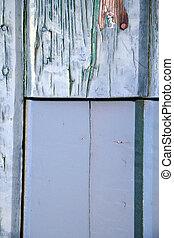 rusty brass brown door curch italy varese - sumirago...